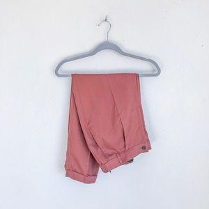 {Zara} Cropped Pants